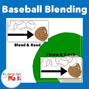 FREE Baseball Blending Cards