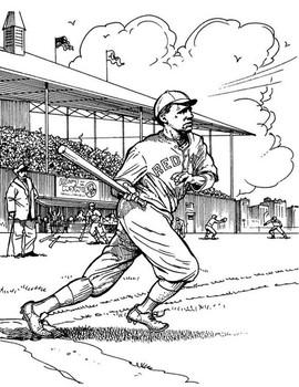 FREE - Baseball Printables