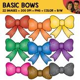 FREE Basic Bow Clipart