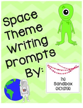 *FREEBIE* Space Themed Writing Prompts