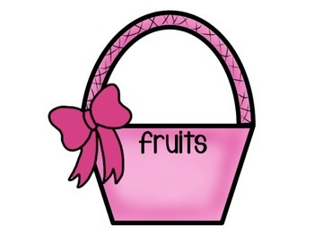FREE! Basket Full of Categories