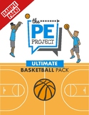 FREE: Basketball Pack Sample - The PE Project
