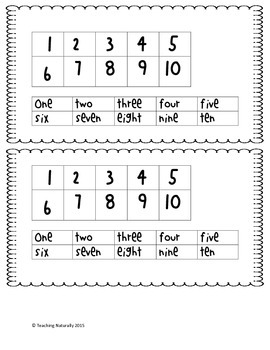 Counting 1 to 10 : Bats Math Reader