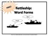 FREE Battleship: Word Forms