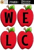 FREE!!! Bear Welcome Banner/Apple Welcome Banner [Marie Co