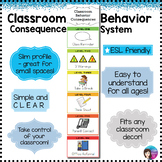 FREE Behavior Consequences Poster - Classroom management P