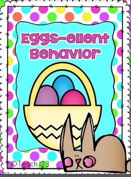 Easter Behavior Incentive