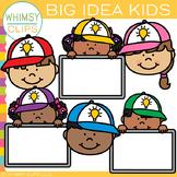 Free Big Idea Kids Clip Art