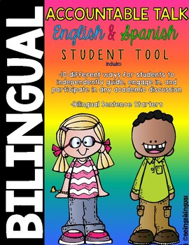 FREE Bilingual Accountable Talk Tool