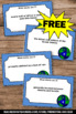 FREE Biomes of the World Task Cards for Science Center Gam