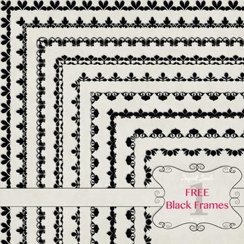FREE Black Frames 1