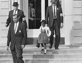 FREE - Black & Women's History | Printable Clip Art Mini Poster | Ruby Bridges
