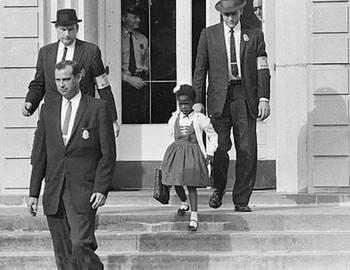 FREE - Black & Women's History | Printable Clip Art Mini Poster | Ruby Bridges