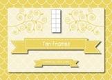 {FREE} Blank Ten Frame Printables