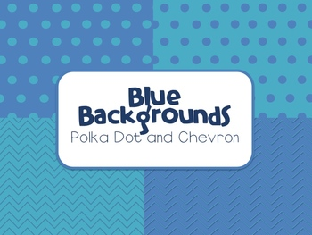 Backgrounds - BLUE (FREEBIE!!)