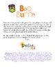 FREE Boo Bump Halloween Math Game (Addition)