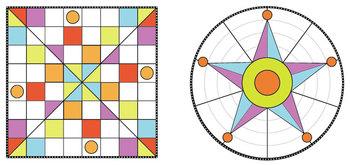 Symmetry Book Activities