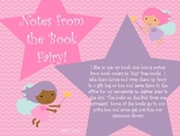 FREE Book Fairy Notes {Add Fun to Your Class!}