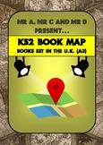 FREE Book Map of the U.K. (KS2)