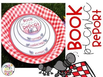 FREE Book Picnic Comprehension Printables