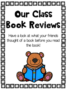 5 FREE Book Review Templates by Mrs N