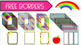 FREE Borders for Personal and Commercial Use!