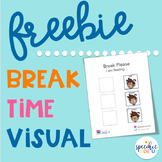 FREE Break Time Visual