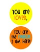 """FREE Bright and Cheerful Inspirational Posters (""""When you"""