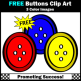 FREE Button Clip Art for Math Manipulatives Primary Colors SPS