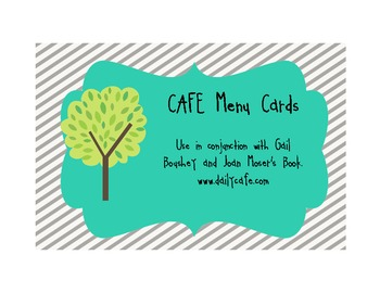 FREE CAFE Posters -Bird and Owl Theme