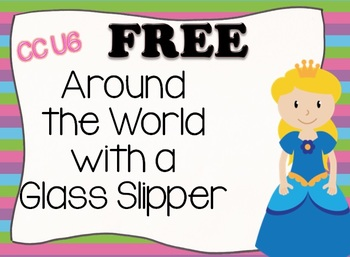 Around the World with a Glass Slipper Lesson FREE