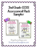 FREE CCSS Assessment Sampler