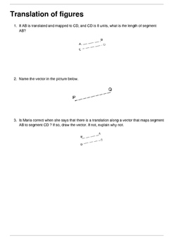 FREE CCSS-aligned exit tickets - Geometry
