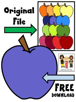 FREE CLIP ART * APPLE