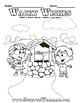 FREE COLORING PAGES: Wacky Wishes