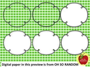 FREE COVER PAGES/DOODLE BORDERS/FRAMES -COMMERCIAL USE
