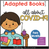 FREE COVID-19 / Coronavirus Adapted Book