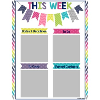 FREE Editable To Do List for Post it Notes
