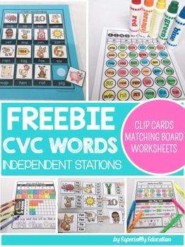 FREE CVC Independent Stations
