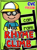 Rhyme CVC Short A Word Family