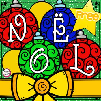 FREE • Cadeau de Noël