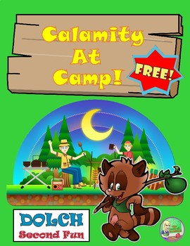 FREE Calamity at Camp (Second)