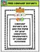 FREE Calendar Borders {P4 Clips Trioriginals Digital Clip Art}