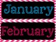 FREE! Calendar Math Months of the Year!