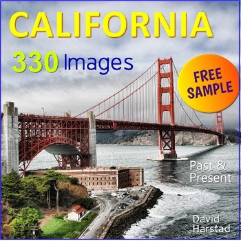FREE - California Regions