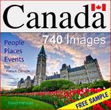 FREE - Canada Social Studies: Parliament Poster (K-12)