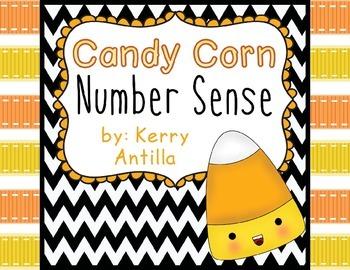 *FREE* Candy Corn Number Sense