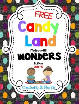 FREE Candy Land WONDERS Edition