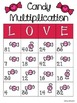 FREE Candy Multiplication Game {Valentine's Day Fun}