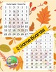 FREE Capture My Factors  ❧ Thanksgiving Math Game